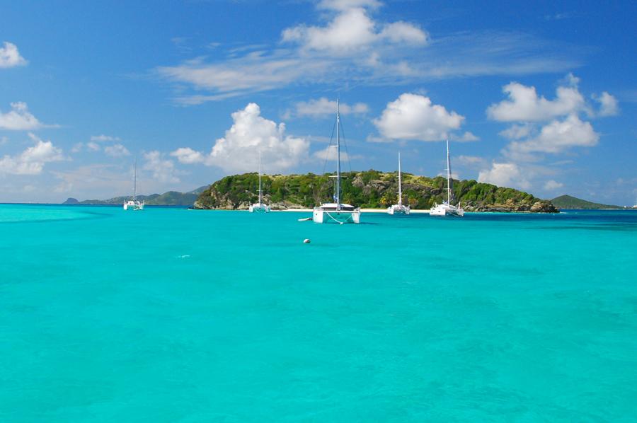 rejsy morskie na Karaibach
