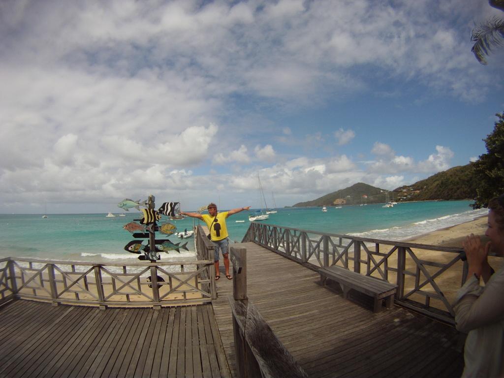 Karaiby - marzec 2011