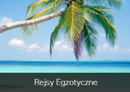 rejsy morskie, egzotyczne rejsy, wakacje egzotyczne