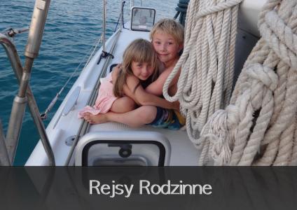 rejsy morskie, wakacje z rodziną, na żagle z rodziną, rejsy rodzinne