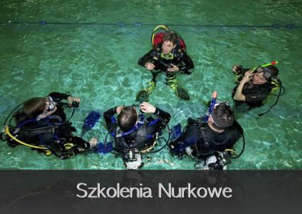 szkolenia nurkowe, szkolenia nurkowe PADI, szkolenia nurkowe w Warszawie