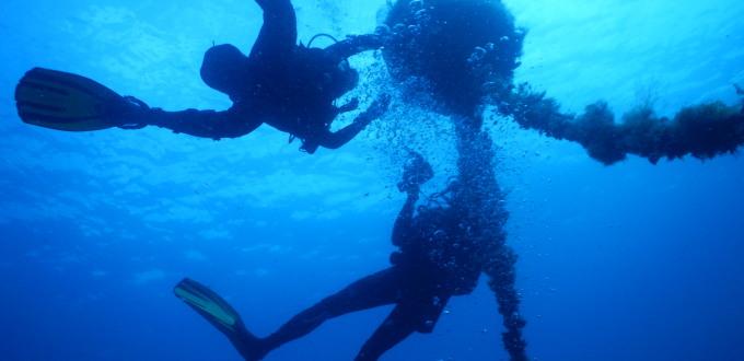 szkolenia nurkowe i żeglarskie Offshoreadventure