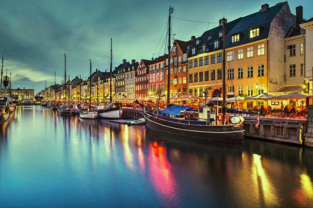 Rejs stażowy Kopenhaga - Oslo