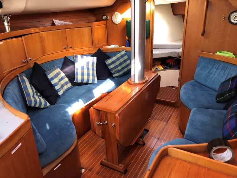 Jacht morski Sigma 400