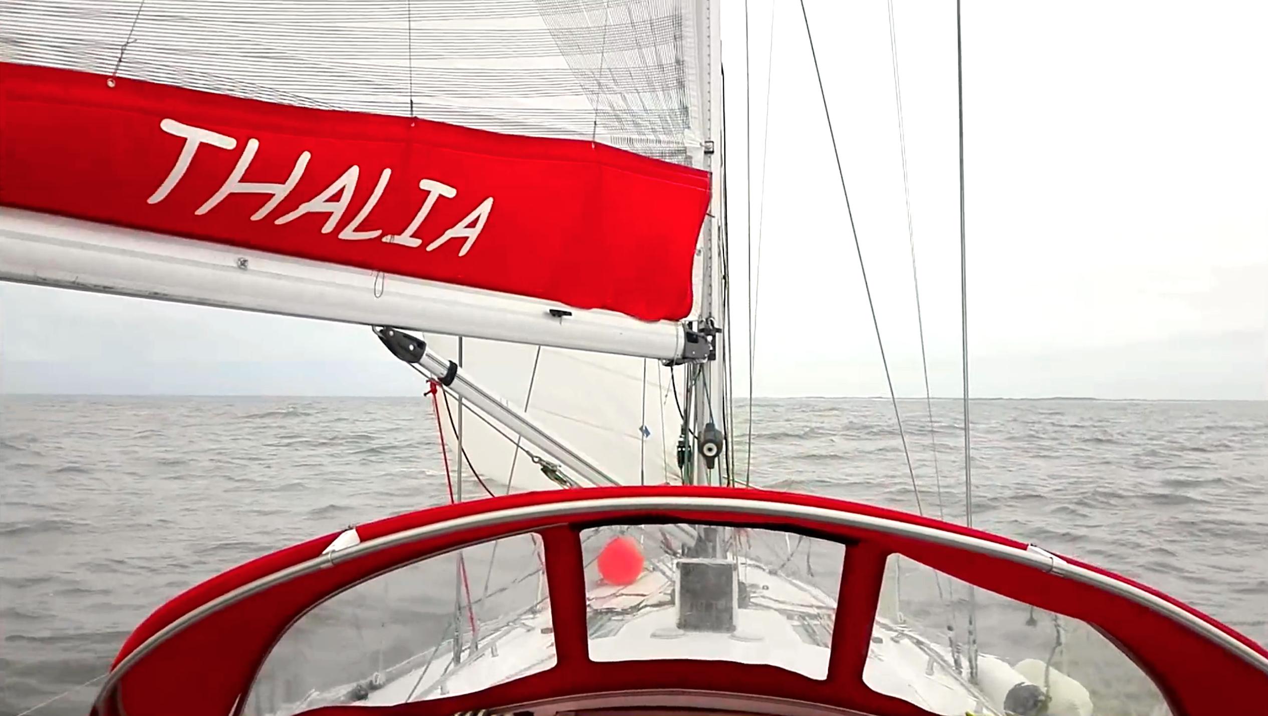 rejs morski na Sigma 400