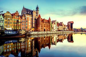 Gdansk rejs stażowy