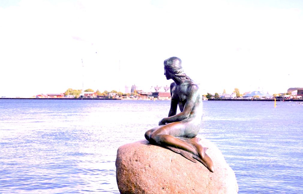 Kopenhaga - mala syrenka-kopia