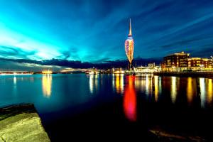 Rejs szkoleniowy Portsmouth