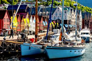 Rejs stażowy w Norwegii, Bergen - Oban