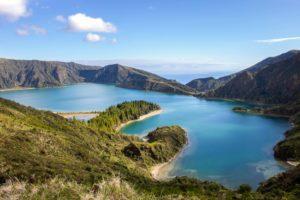 rejs morski Azory