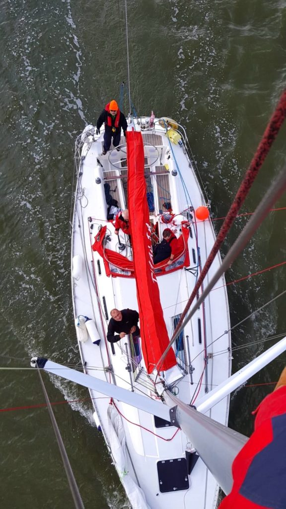 Sigma 400 - jacht morski